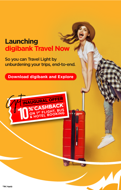DBS Travel Now Offers