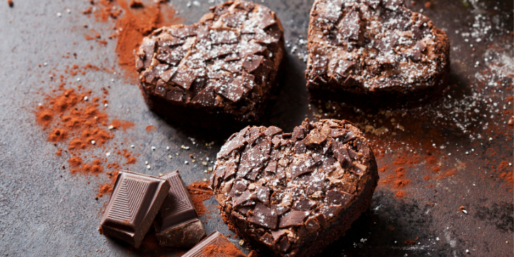 Chocolate Brownies – Live More Zone