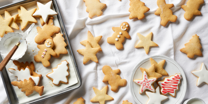 Christmas Cookie – Live More Zone
