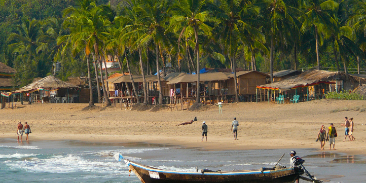 Goa Beaches – Live More Zone