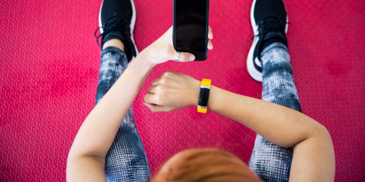 Fitbit Charge – Live More Zone