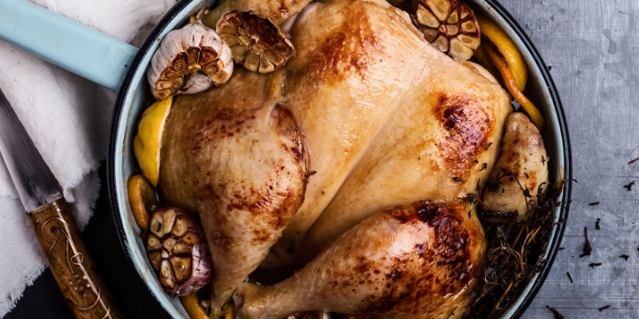 Roast Chicken – Live More Zone