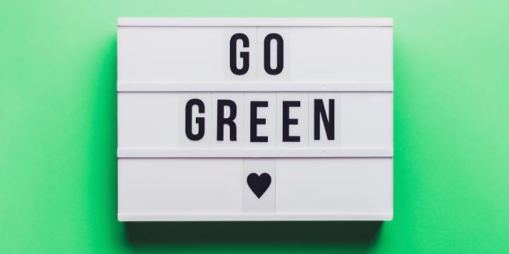Go Green – Live More Zone