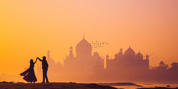 Taj Mahal – Live More Zone
