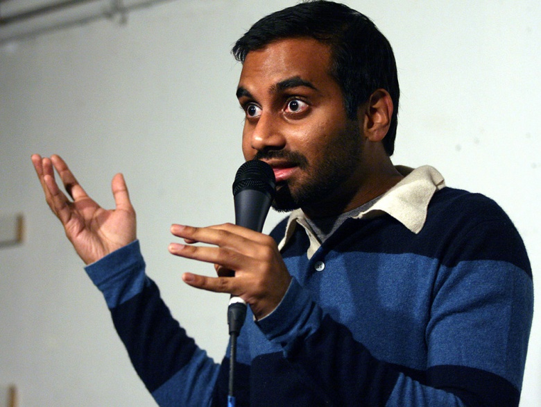 Bookmark This! Aziz Ansari Is Coming To Delhi In May
