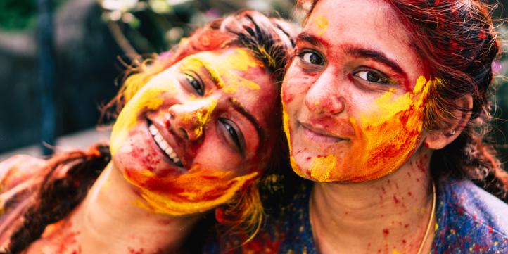 Holi celebration – Live More Zone