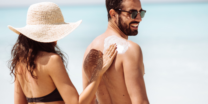 Use Sunscreen – Live More Zone
