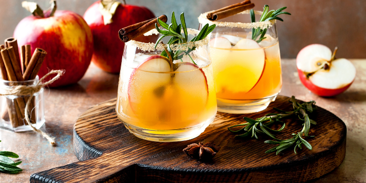 Christmas Cocktail – Live More Zone
