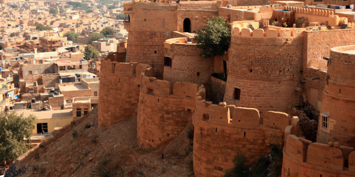 Jaisalmer Fort – Live More Zone