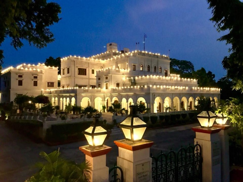 Live The Royal Life At This Palace That's Only 4 Hours Away From Delhi