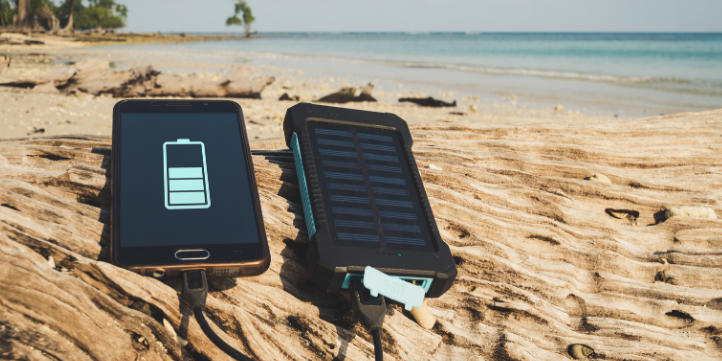 Solar Power Bank – Live More Zone