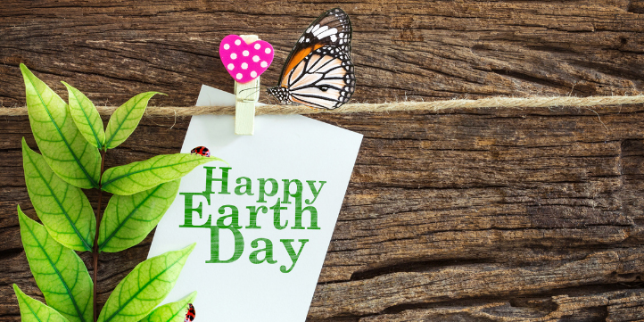 Earth Day  – Live More Zone