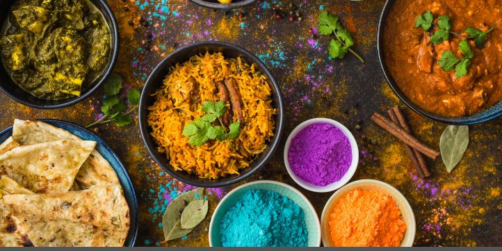 Holi food – Live More Zone