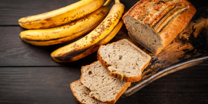 Banana Bread – Live More Zone