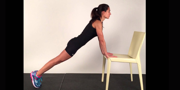 Chair Squats – Live More Zone