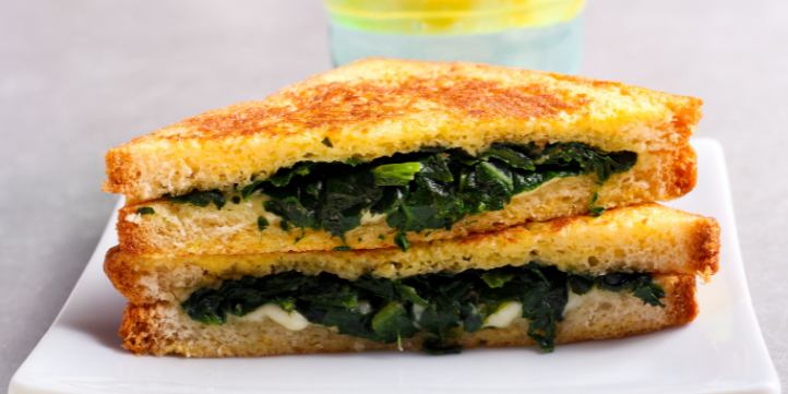 Cheese Grilled Sandwich  – Live More Zone
