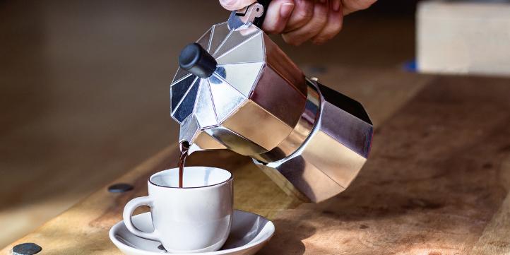 Coffee maker – Live More Zone