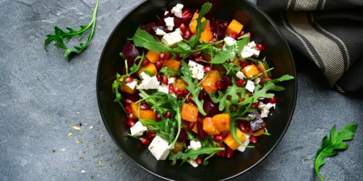 Couscous Salad  – Live More Zone