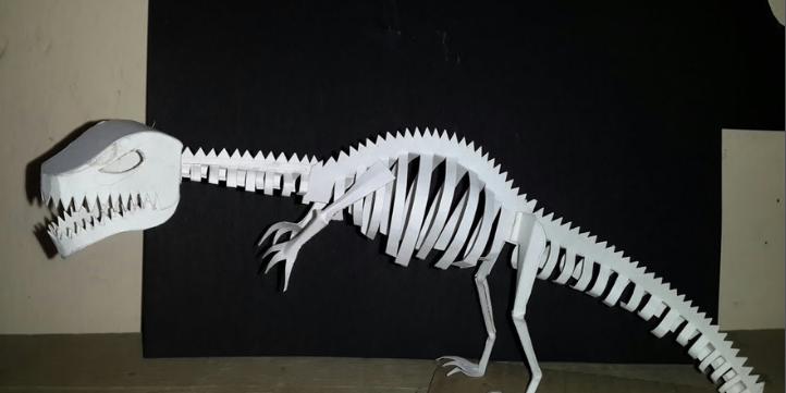 Dinosaur Bones  – Live More Zone