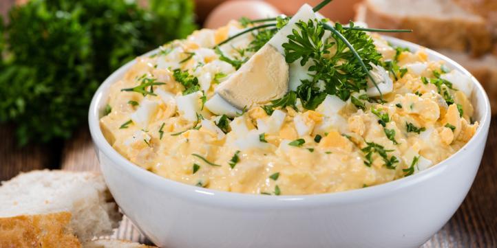 Egg Salad – Live More Zone