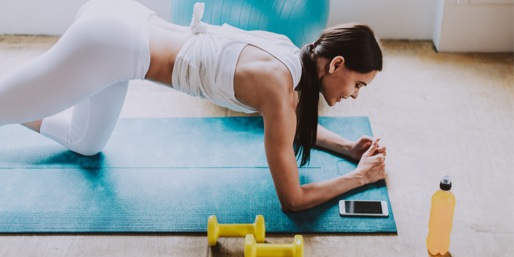 Exercise regularly  – Live More Zone