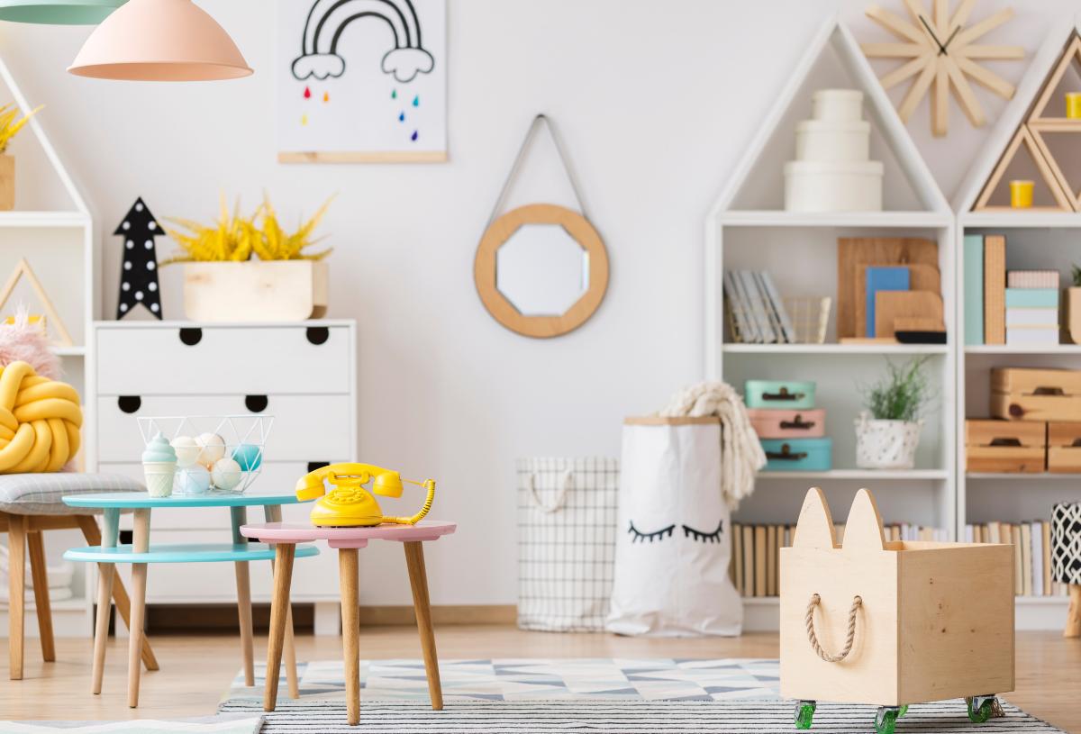 9 Cool Kids Room Design Ideas