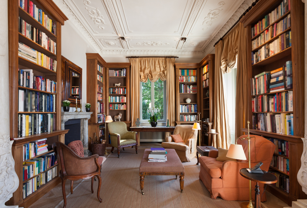 Stunning Home Library Ideas To Try Now