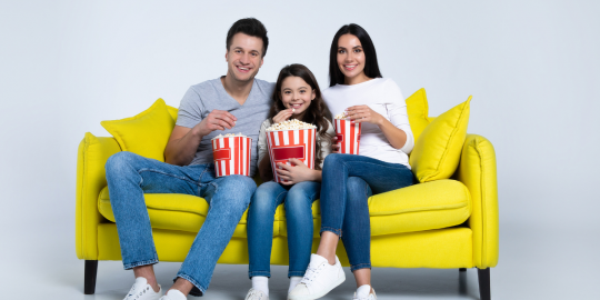 Best Family Movies Everyone Should Watch Together