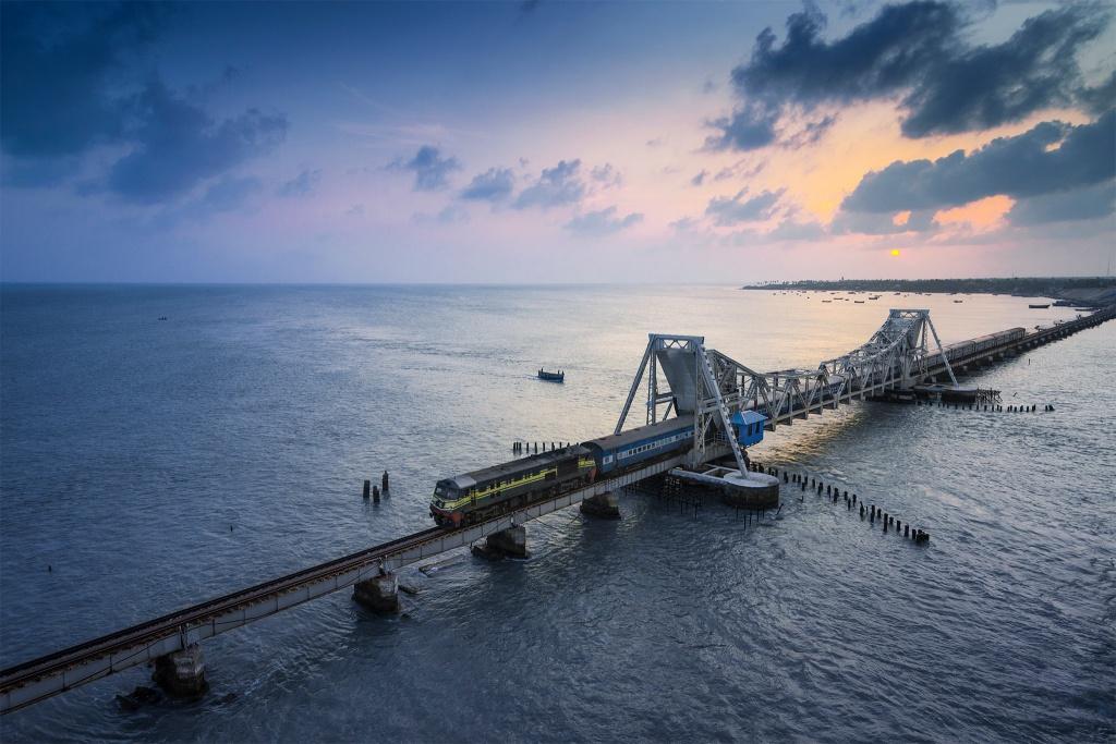 Tamil Nadu to Rameswaram - Live More Zone