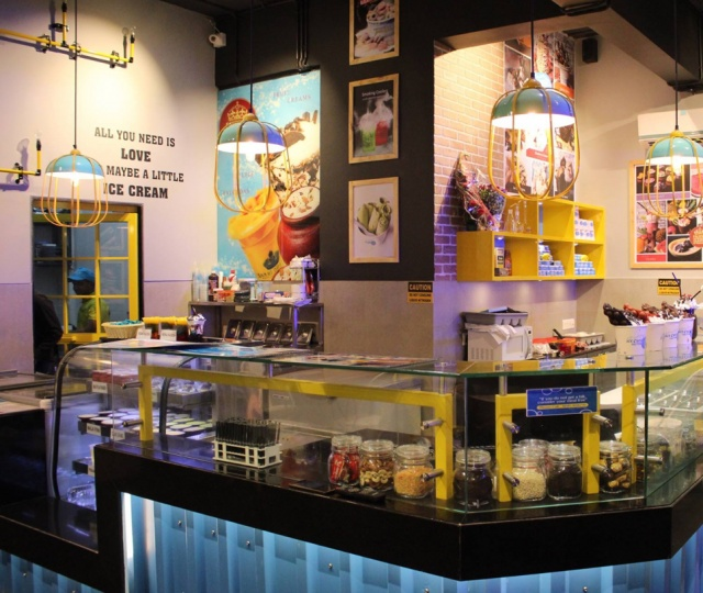 Relive Your Childhood At The Ice Cream Factory
