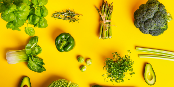 Leafy Greens  – Live More Zone