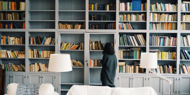 Modular shelves  – Live More Zone