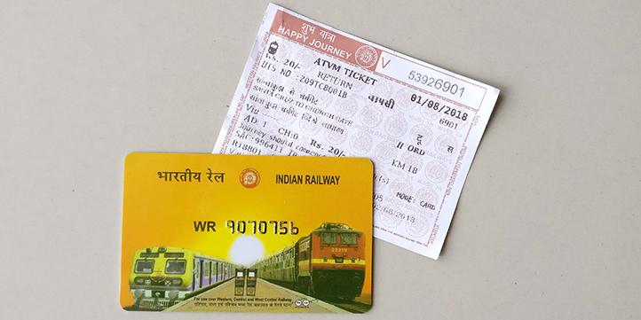 Train Tickets - Live More Zone