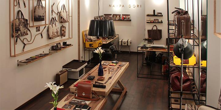 Image of the store, Café Dori