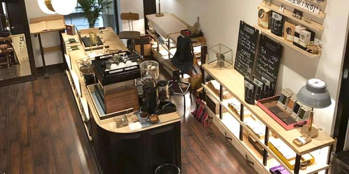 Shop, Eat Or Do Both At Cafe Dori