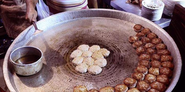 Image of Galouti Kebabs served in Rajinder Da Dhaba, Safdarjung Enclave