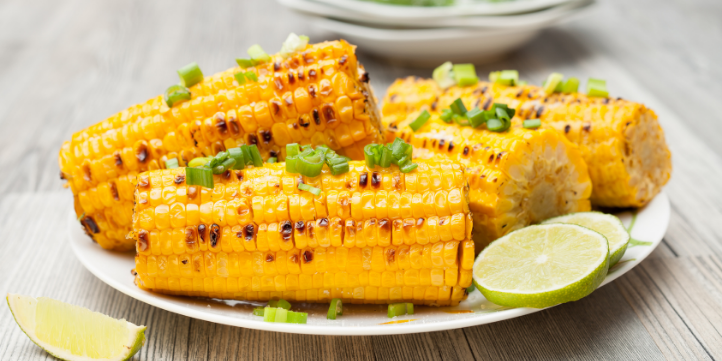 Roasted corn on the cob – Live More Zone