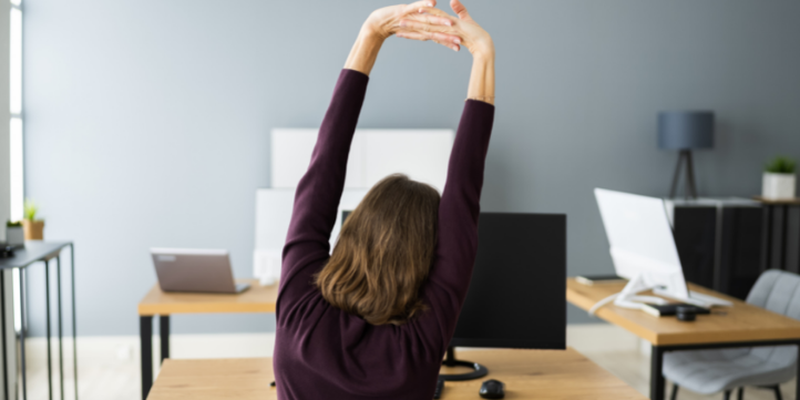 Shoulder or Arm Stretch – Live More Zone