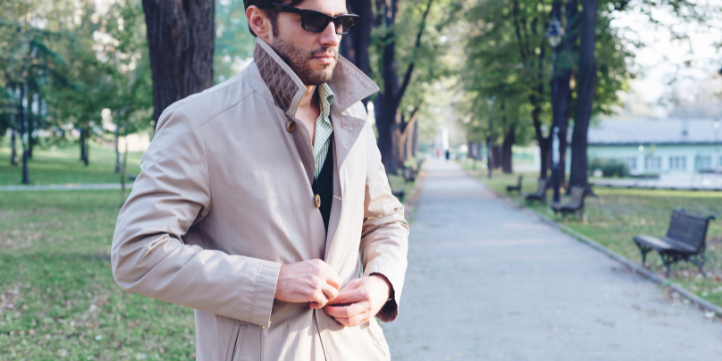 Trench Coat – Live More Zone