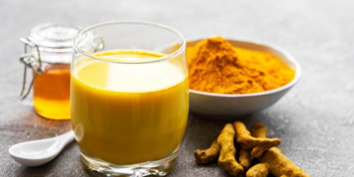 Turmeric Milk – Live More Zone