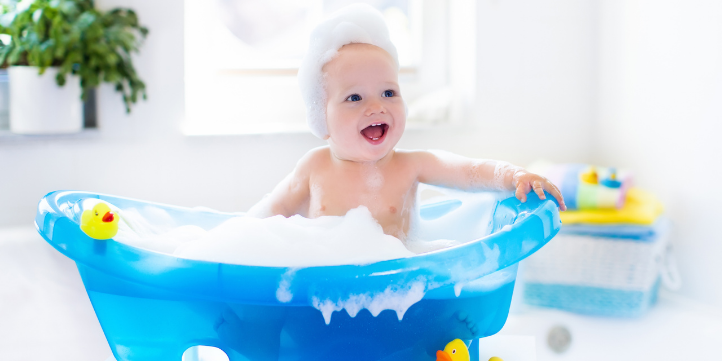 Need for Baby Bath  – Live More Zone