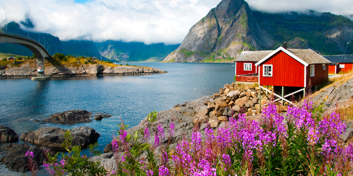 Visit Norway  – Live More Zone