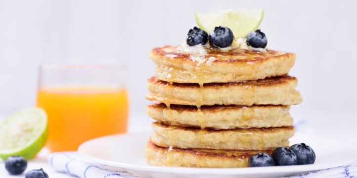 Wholewheat Oatmeal Pancakes – Live More Zone