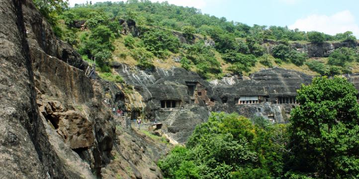 Ajanta & Ellora Caves  – Live More Zone