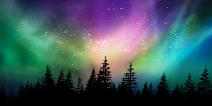 Aurora Borealis  – Live More Zone