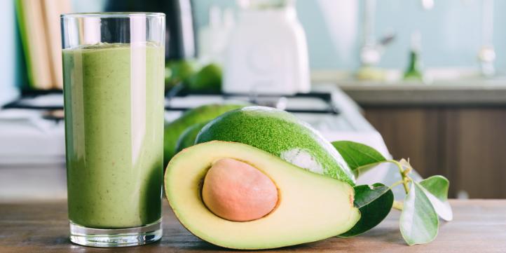 Avocado smoothie   – Live More Zone