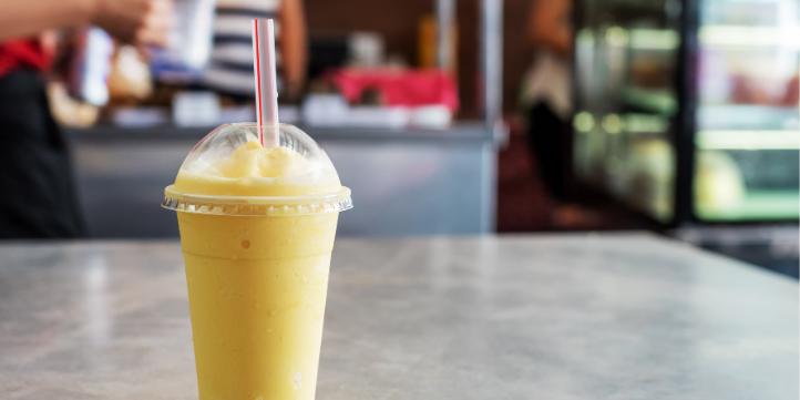 Avoid straws - Live More Zone