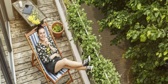 10 Tips To Maximize Your Small Balcony Space