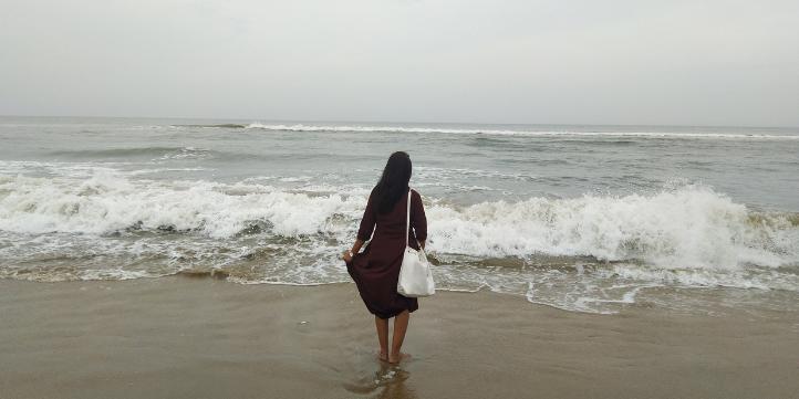 Besant Nagar Beach  – Live More Zone