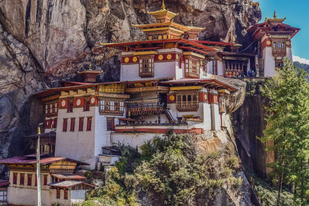 Bhutan, Asia - Live More Zone